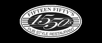 1550's Pub Style Restaurant logo